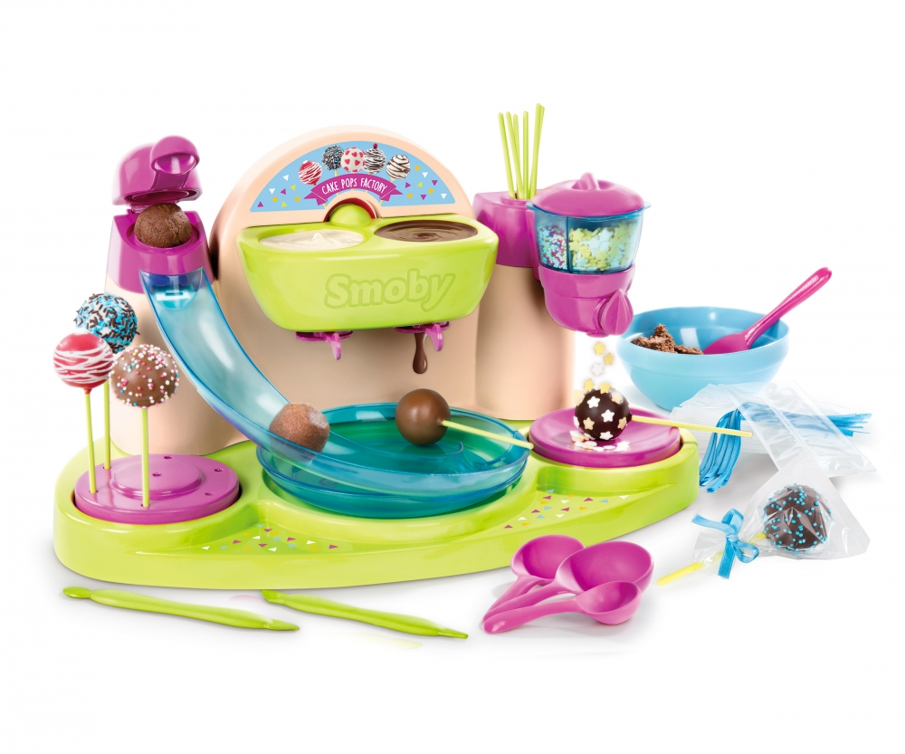 smoby chef cake pop factory smoby chef role play products. Black Bedroom Furniture Sets. Home Design Ideas