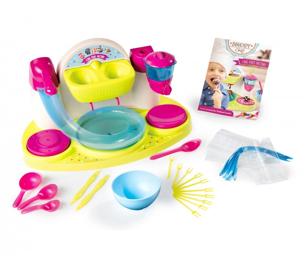 La Fabrique De Cake Pops Maxi Toys