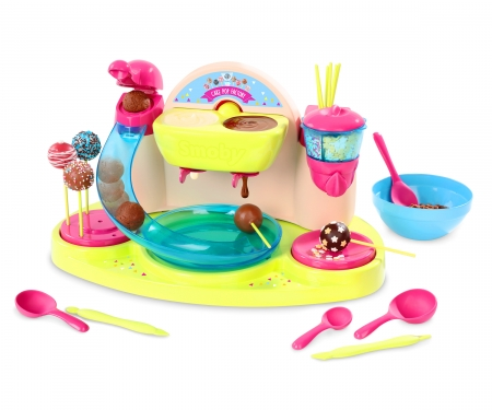 SMOBY CHEF CAKE POPS FACTORY