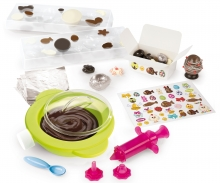 smoby SMOBY CHEF SET CHOCOLAT