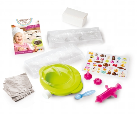 SMOBY CHEF CHOCOLATE SET