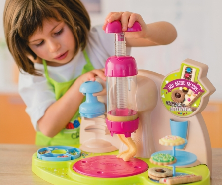 SMOBY CHEF EASY BISCUITS FACTORY