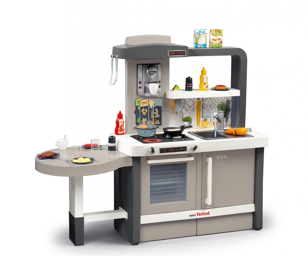 Tefal Evolutive Kitchen Role Play Products Www Smoby Com