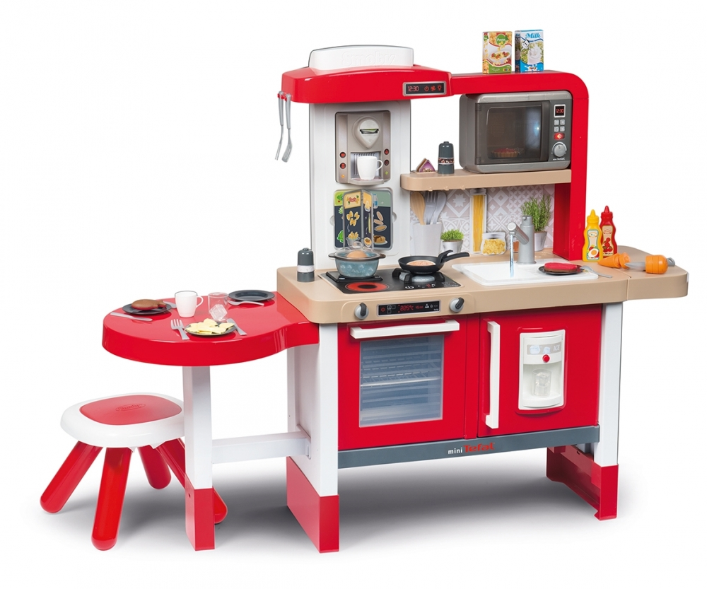 TEFAL EVOLUTIVE KITCHEN GOURMET - Role Play - Products - www.smoby.com