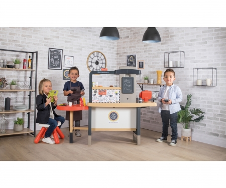 smoby Smoby Chef Corner Restaurant mit Spielküche