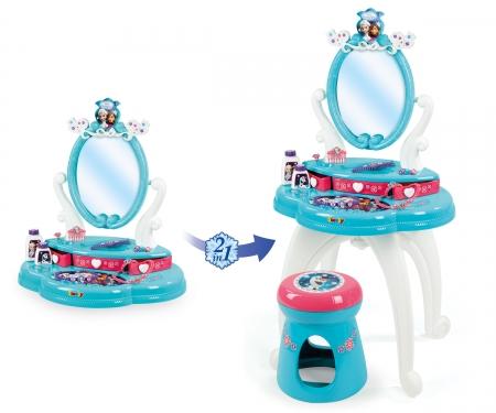 Ledové království Toaletní stolek se židličkou