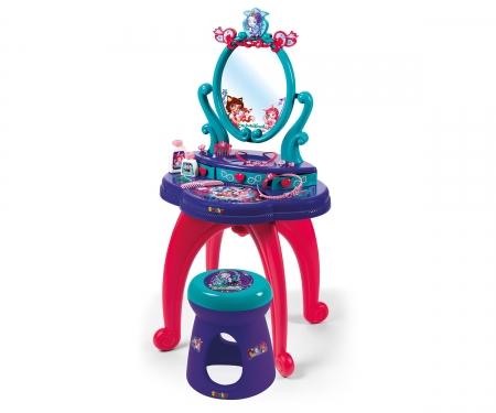 smoby Enchantimals 2v1 Toaletní stolek se židličkou