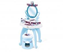 smoby Ledové království 2 Toaletní stolek 2v1 se židličkou