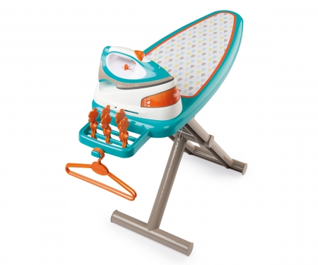 smoby IRONING BOARD + STREAM IRON