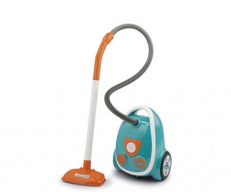 CLEANING TROLLEY + VACUUM CLEANER