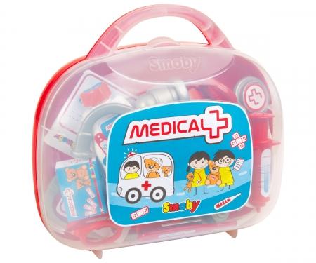 smoby Doktorský kufřík s příslušenstvím