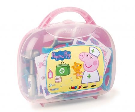 smoby Doktorský kufřík s příslušenstvím Peppa Pig
