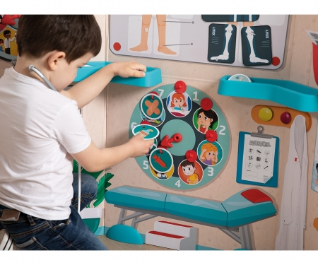 smoby CABINET MEDICAL