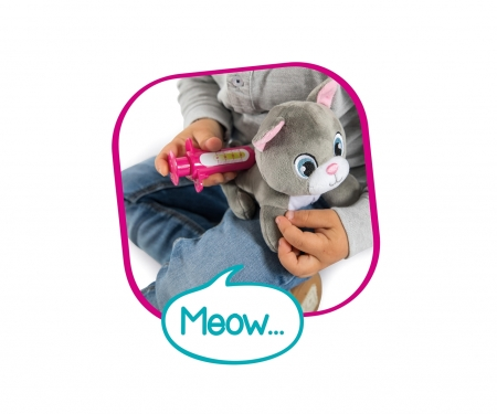 smoby Kufřík pro veterináře s kočičkou 2v1