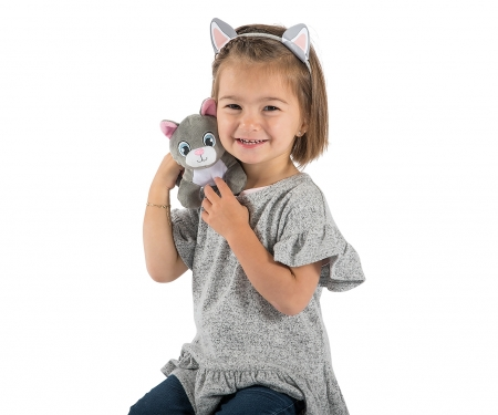 smoby Kočičí škrabadlo domek + kotě