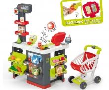 smoby Smoby Supermarkt mit Einkaufswagen