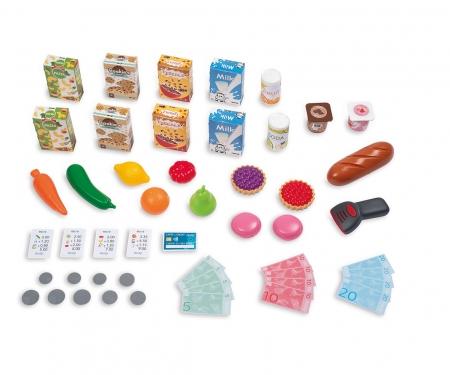 smoby Smoby Maxi-Supermarkt mit Einkaufswagen