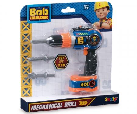 smoby Bob der Baumeister Akkuschrauber