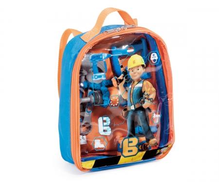 smoby Bob Budowniczy Plecak z narzędziami