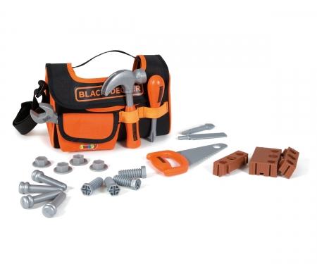 smoby Smoby Black+Decker Werkzeugtasche