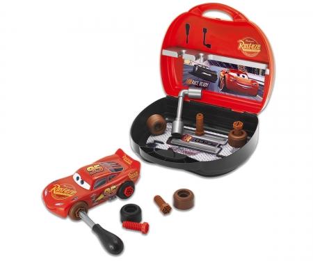 smoby Cars 3 Kufřík s autem a nářadím
