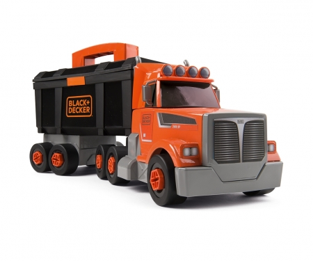 smoby Black+Decker Truck