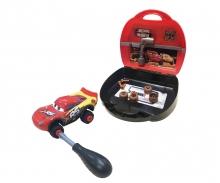 Cars XRS Werkzeugkoffer mit Flash McQueen