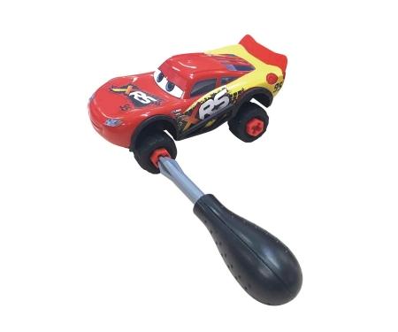 smoby Cars 3 XRS Kufřík s autem a nářadím