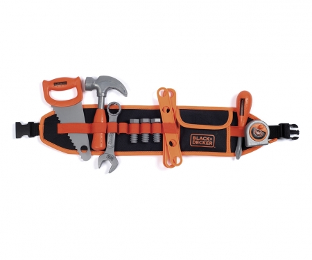 smoby Smoby Black+Decker Werkzeuggürtel