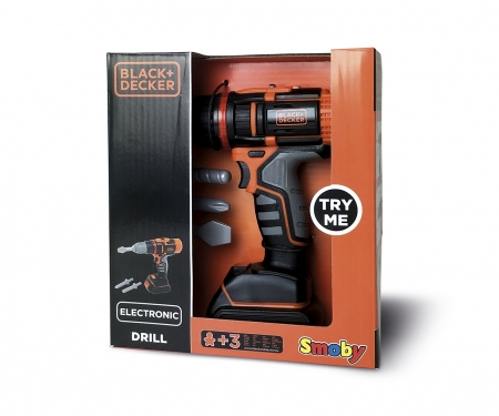 smoby B+D ELECTRONIC DRILL