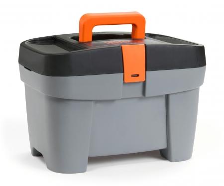 smoby Black+Decker 3-in-1 Multi-Werkbank + Werkzeugkoffer