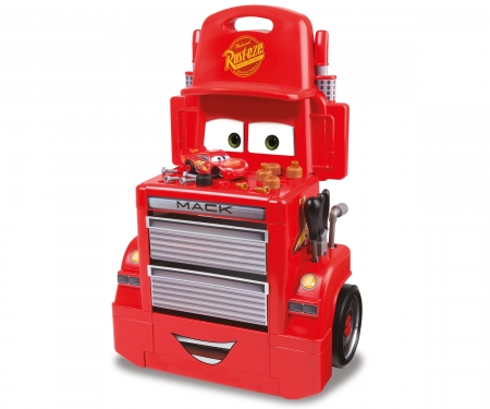 CARS 3 MACK TRUCK TROLLEY
