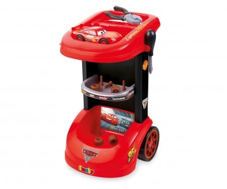 smoby Cars 3 Dílenský vozík