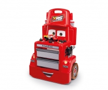 smoby CARS XRS MACK TRUCK TROLLEY