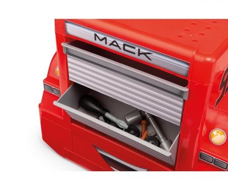 smoby Cars 3 XRS Pojízdná dílna Mac Truck