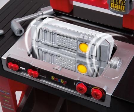 smoby Cars 3 Pracovní dílna