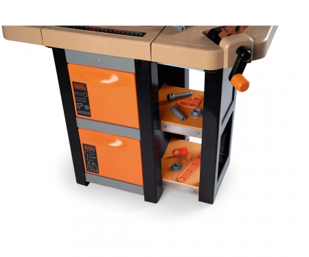 smoby B+D OPEN BRICOLO WORKBENCH