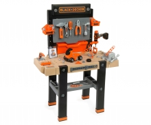 smoby Black+Decker Super Werkbank Center