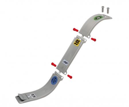 smoby Cars XRS Werkbank-Center mit Sprungschanze