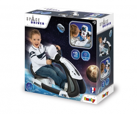 smoby Smoby Kinder-Raumschiffsimulator Space Driver