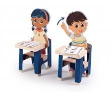 smoby Smoby Klassenzimmer, Ergänzungset für Smoby Schule