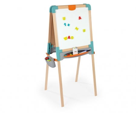 smoby WOODEN EASEL