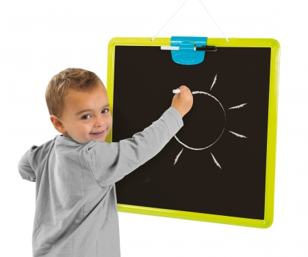 smoby DOUBLE SIDED MAGNETIC SLATE
