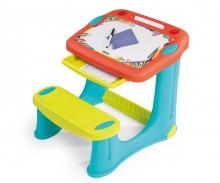 smoby Magický psací stůl s lavicí