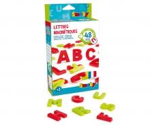 48 Magnetbuchstaben