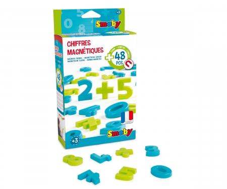 smoby 48 CHIFFRES MAGNETIQUES