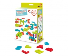 smoby 72 LETTRES & CHIFFRES MAGNETIQUES
