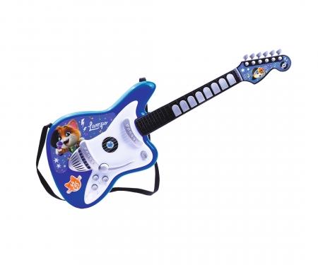 smoby 44 Cats Lampos Gitarre