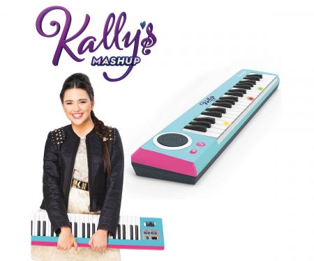 smoby KALLY'S MASHUP CLAVIER ELECT. 37 TOUCHES
