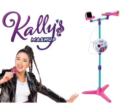 smoby KALLY'S MASHUP STANDING MICROPHONE